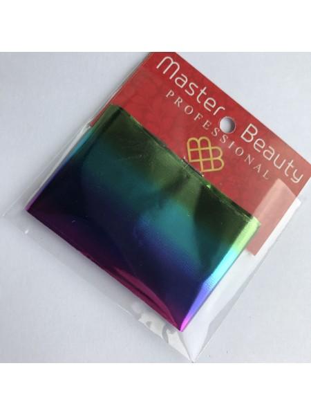 Фольга для литья № 01 разноцветная