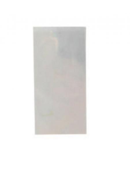 """Фольга """"Битое стекло"""" прозрачное (отлив желтый, фиолетовый)"""