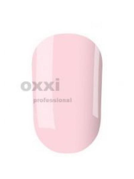 Oxxi гель лак French №01 молочно-розовый