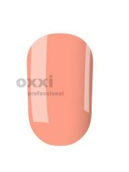 Oxxi гель лак French №04 персиковый