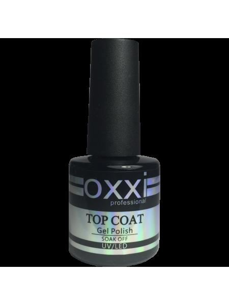 OXXI Top Coat (с липким слоем), 08 мл.