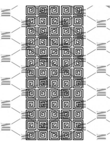 Слайдер DreamNails фольгированный TL-156 (золото)