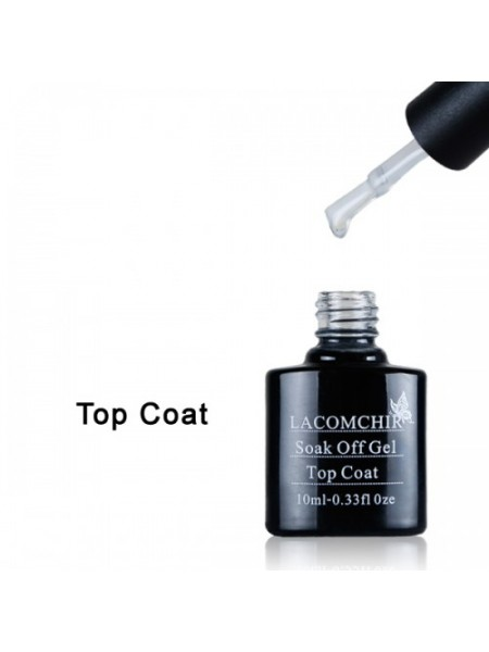 LACOMCHIR Top coat с липким слоем