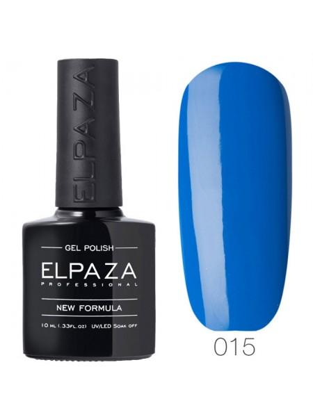 Гель лак Elpaza №015, ультрафиолет