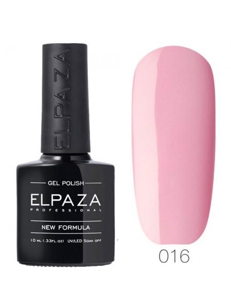 Гель лак Elpaza №016, клубника со сливками
