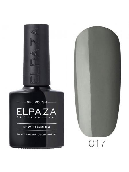 Гель лак Elpaza №017, тёмная Византия