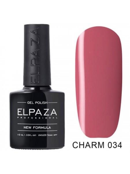Гель лак Elpaza Charm №034