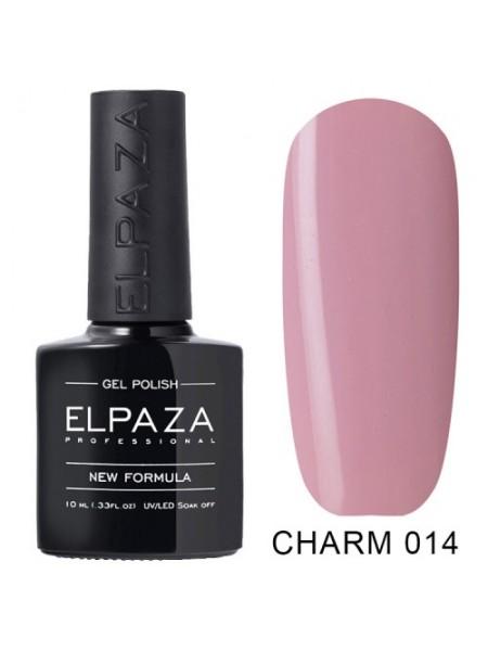 Гель лак Elpaza Charm №014