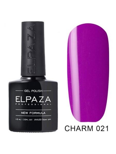 Гель лак Elpaza Charm №021