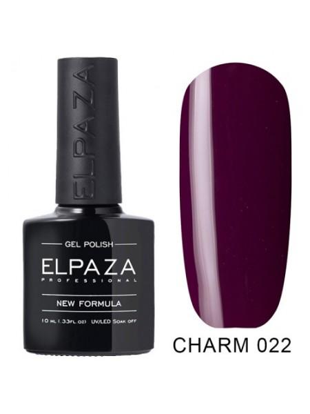 Гель лак Elpaza Charm №022