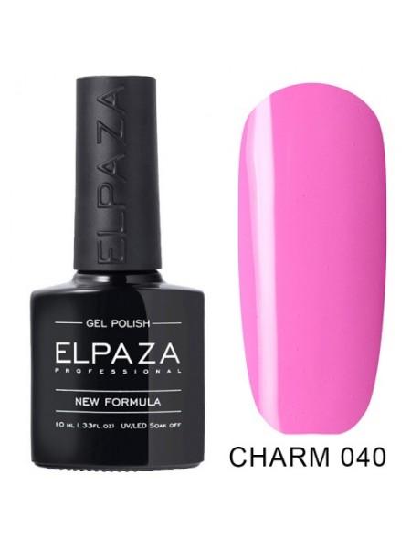 Гель лак Elpaza Charm №040