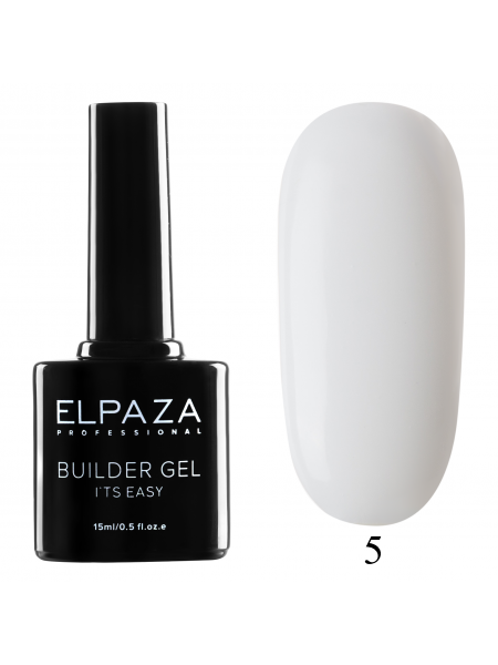 Elpaza Builder Gel it's easy №05