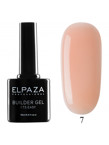 Elpaza Builder Gel it's easy №07