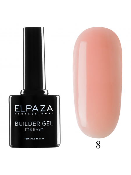 Elpaza Builder Gel it's easy №08