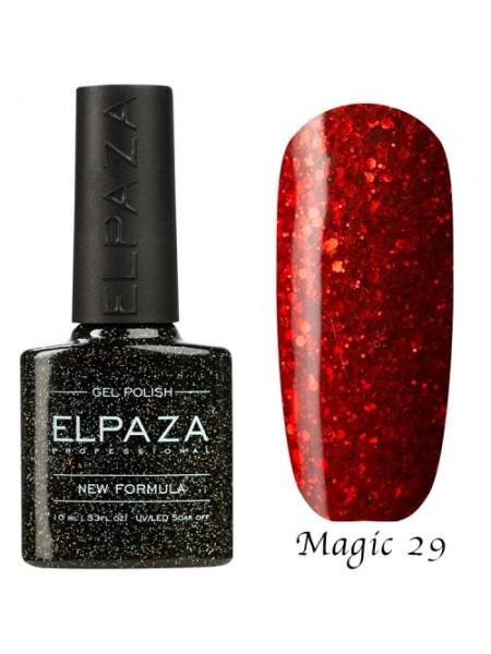 Гель лак Elpaza Magic Glitter №29, феерия