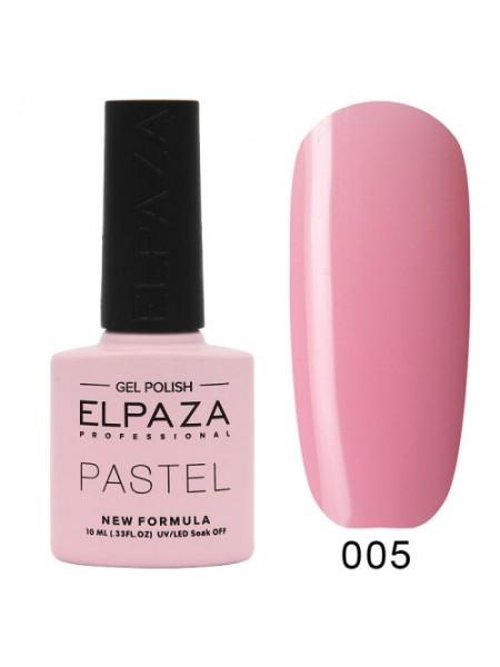 Гель лак Elpaza Pastel №05, марсель