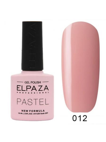 Гель лак Elpaza Pastel №12, морская ракушка