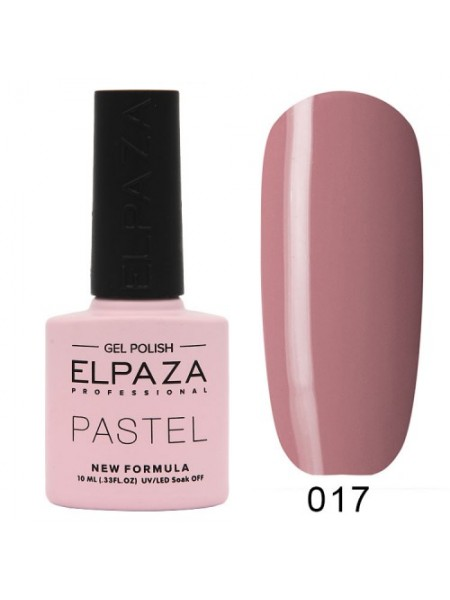 Гель лак Elpaza Pastel №17, Милан