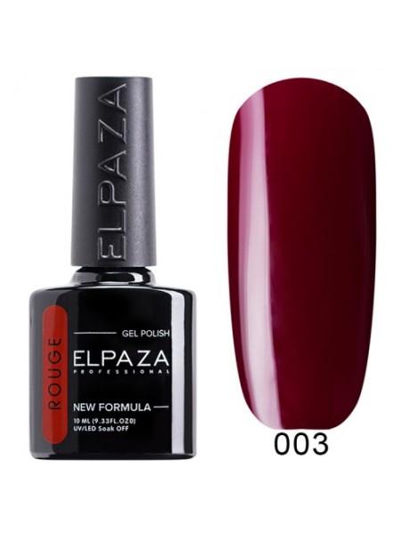 Гель лак Elpaza Rouge №03, сицилия