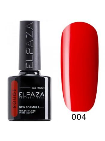 Гель лак Elpaza Rouge №04, ламбада