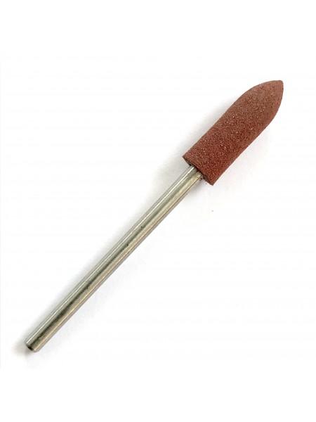 Полировщик силиконовый 5*16, коричневый