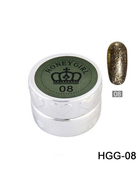 Honey Girl гель-слюда №08, 10 гр.
