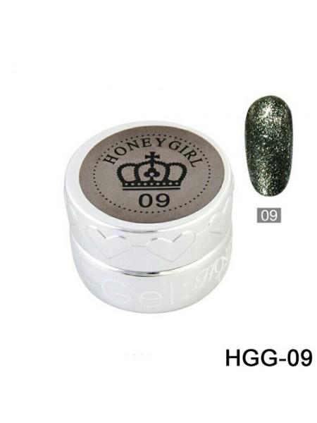 Honey Girl гель-слюда №09, 10 гр.