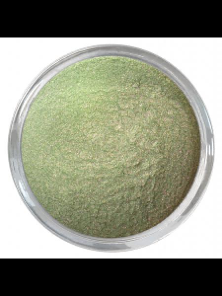 "Зеркальная пудра ""Kodi"" №02-хамелеон фиолетово-зеленый, 3 гр."