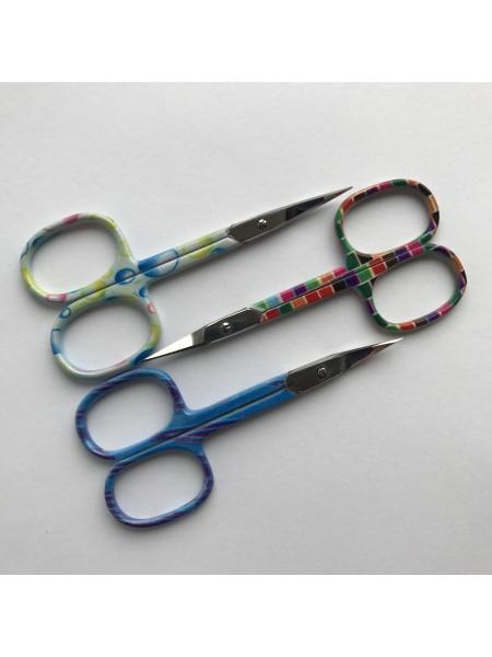 Ножницы заусеничные COLOR 1-3250