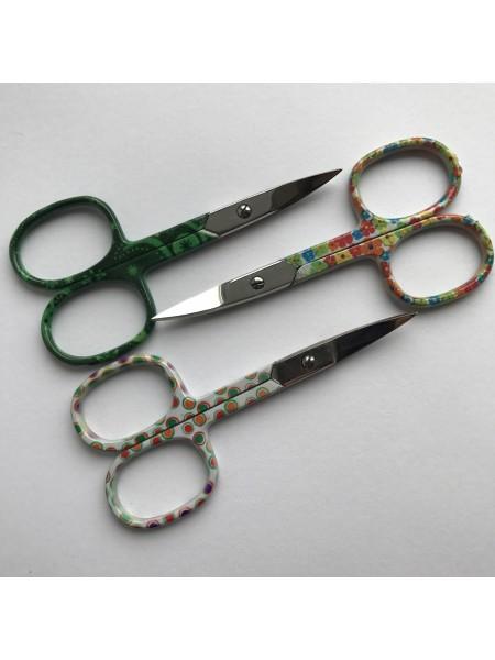 Ножницы ногтевые COLOR 1-3252