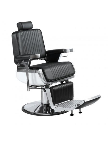 Мужское парикмахерское кресло Елегант Люкс