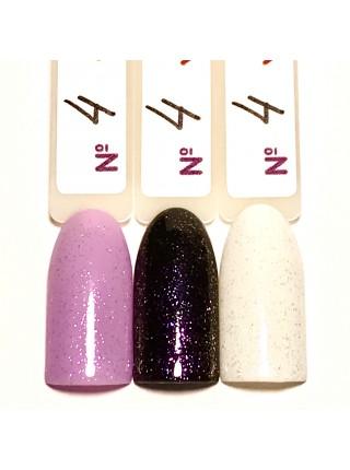 VOG   Top Tiffany №4, 10 ml (розовая блестка)