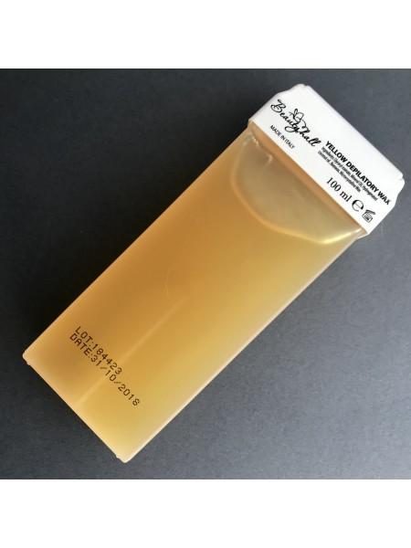 Кассетный воск Yellow (натуральный), 100 ml
