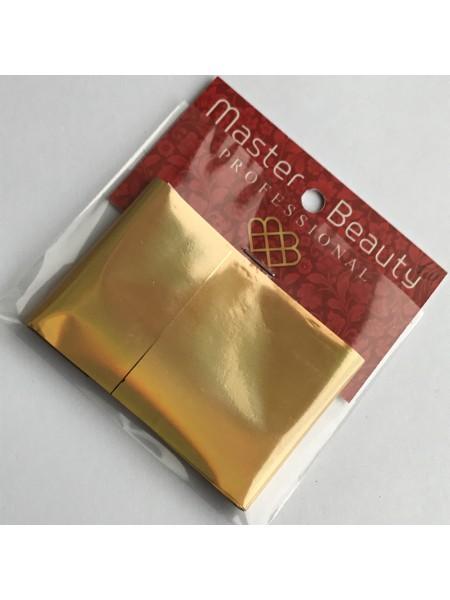 Фольга для литья № 10 золото-голограмма