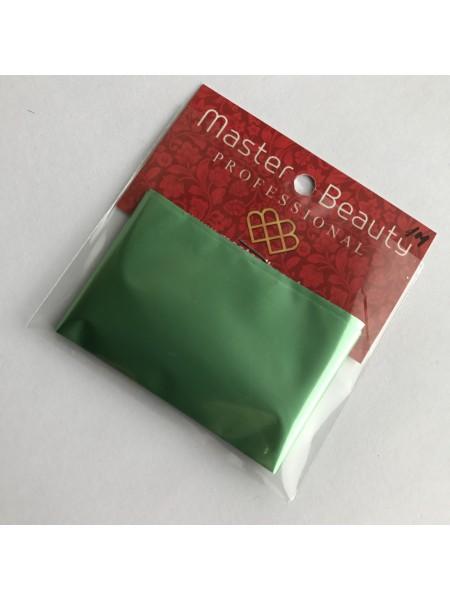 Фольга для литья №14 зеленая матовая
