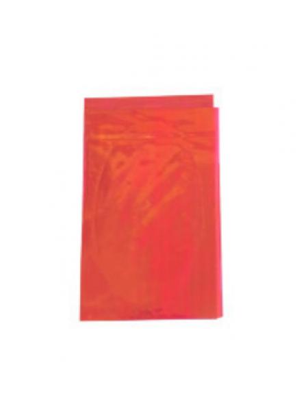 """Фольга  """"Битое стекло"""" розовое (отлив фиолетовый, желтый)"""