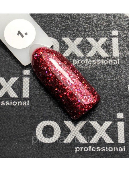 Гель-лак OXXI Star Gel № 01