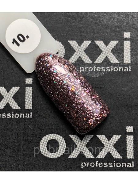 Гель-лак OXXI Star Gel № 10