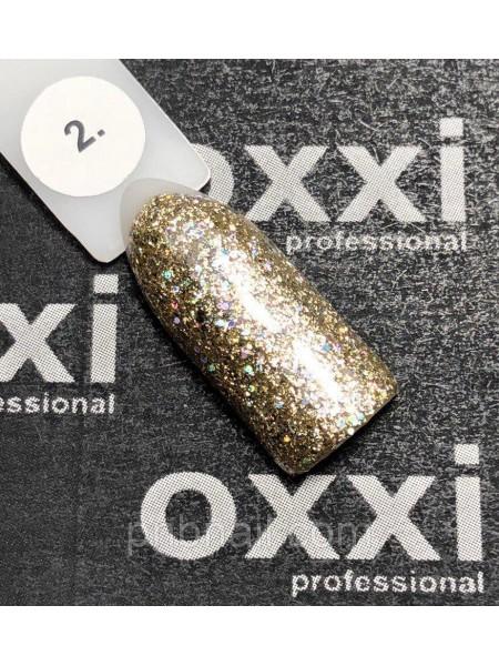 Гель-лак OXXI Star Gel № 02