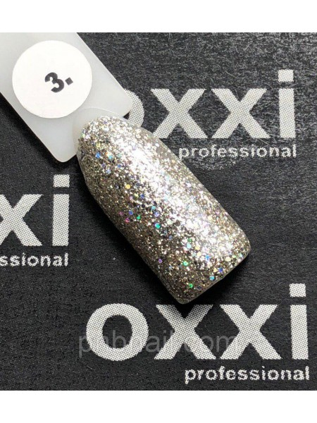 Гель-лак OXXI Star Gel № 03
