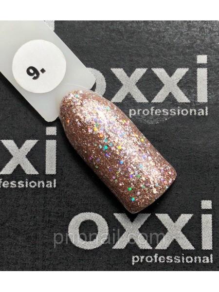 Гель-лак OXXI Star Gel № 09