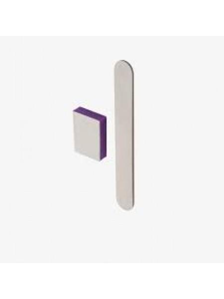 Сталекс набор одноразовая пилочка+баф