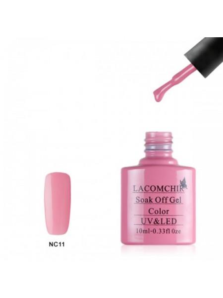Гель лак Lacomchir NC011 розовый