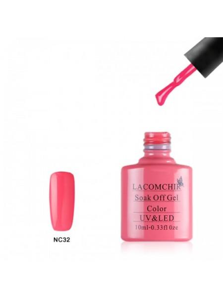 Гель лак Lacomchir NC032 розовый