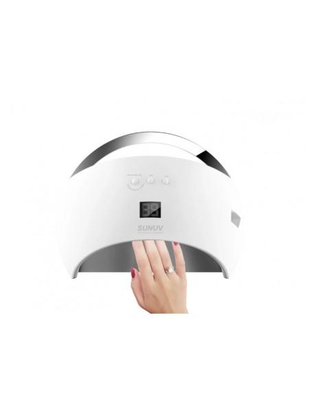 UV/LED лампа  Sun 6S с дисплеем, 48 Вт