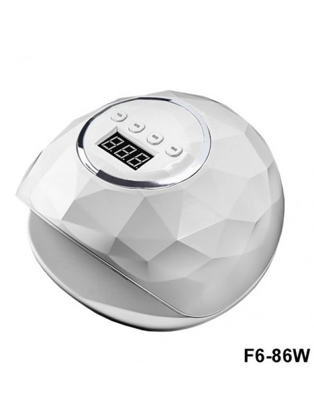 UV/LED Лампа SUN F6, 86 Вт