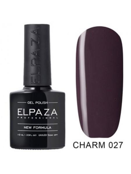 Гель лак Elpaza Charm №027