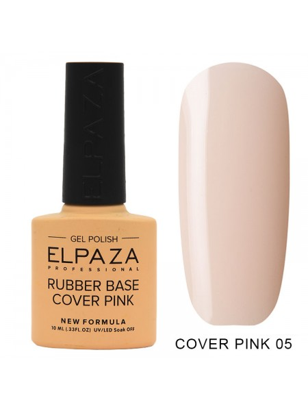 Elpaza Rubber base Cover pink №05