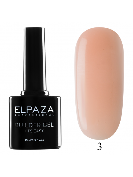 Elpaza Builder Gel it's easy №03
