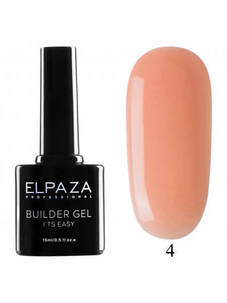 Elpaza Builder Gel it's easy №04